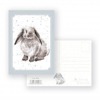 P020 'Rosie' Postcard
