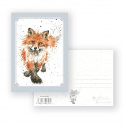 P062 'The Foxtrot' Postcard