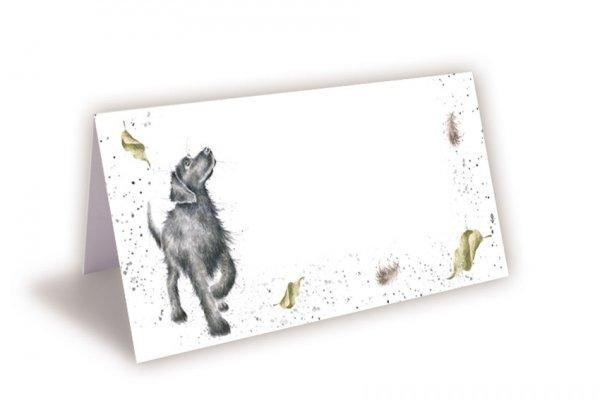 PL002 Labrador Place Cards