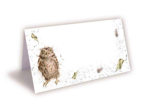 PL003 Owl Place Cards