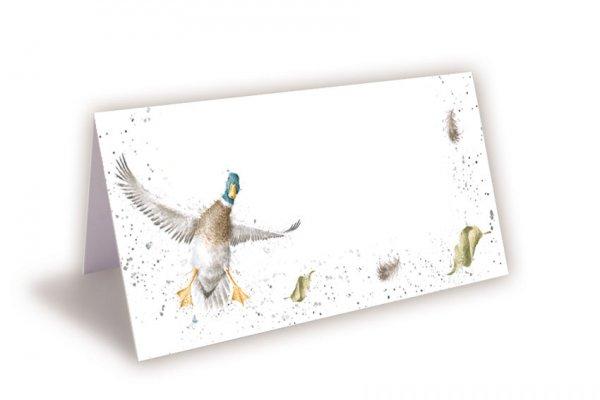PL006 Duck Place Cards