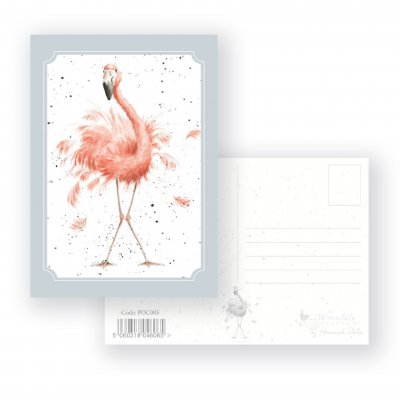 POC005 'Birthday Girl' Postcard