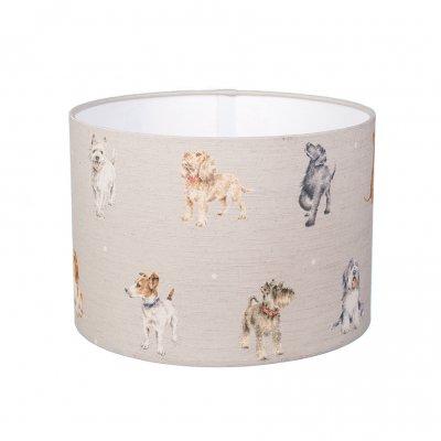 Small Dog Lampshade