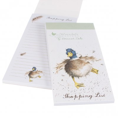 Duck Shopping Pad
