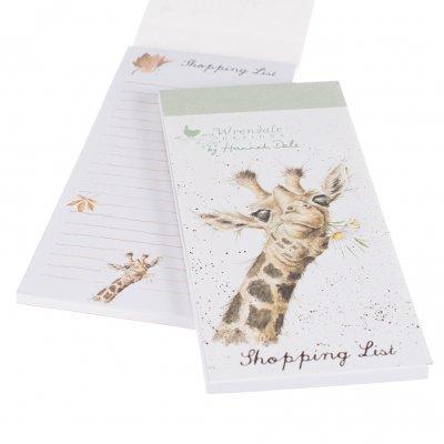 Giraffe Shopping Pad